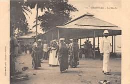 Gabon / Libreville - 03 - Le Marché - Gabon