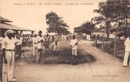 Gabon / Libreville - 05 - Avenue Du Commerce - Gabon