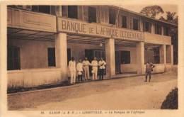 Gabon / Libreville - 06 - La Banque De L' Afrique - Gabon