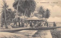 Gabon / Libreville - 07 - Le Marché - Gabon