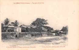 Gabon / Libreville - 09 - Vue Prise De La Jetée - Gabon