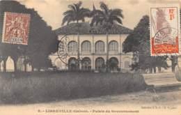 Gabon / Libreville - Belle Oblitération - 14 - Palais Du Gouvernement - Gabon