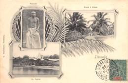 Gabon / Libreville - Belle Oblitération - 16 - Très Beau Cliché - Gabon