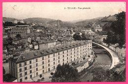 Tulle - Vue Générale - 1915 - Edit. M.T.I.L. - Tulle