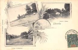Gabon / Libreville - Belle Oblitération - 17 - Beau Cliché Précurseur - Gabon