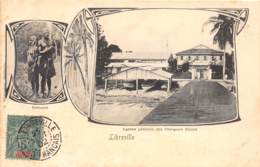 Gabon / Libreville - Belle Oblitération - 18 - Beau Cliché Précurseur - Gabon