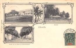 Gabon / Libreville - Belle Oblitération - 19 - Beau Cliché Précurseur - Gabon