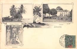 Gabon / Libreville - Belle Oblitération - 20 - Beau Cliché Précurseur - Gabon