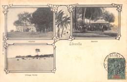 Gabon / Libreville - Belle Oblitération - 21 - Beau Cliché Précurseur - Gabon