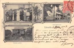 Gabon / Libreville - Belle Oblitération - 23 - Beau Cliché Précurseur - Gabon