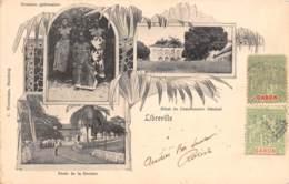 Gabon / Libreville - Belle Oblitération - 24 - Beau Cliché Précurseur - Gabon