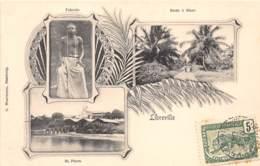 Gabon / Libreville - Belle Oblitération - 27 - Beau Cliché Précurseur - Gabon