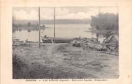Gabon / Topo - 36 - Pereira - Lac Azingo - Entreprise Lapebie - Gabon