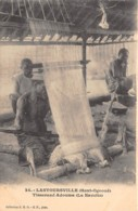 Gabon / Topo - 37 - Lastoursville - Tisserand Adouma - Gabon