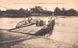 Gabon / Topo - 40 - Le Bac De Nomba - Gabon