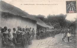 Gabon / Topo - 44 - Samba - Caravane Libre Ashangos - Gabon