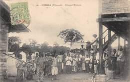 Gabon / Topo - Belle Oblitération - 45 - Groupe D'enfants - Gabon