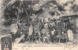 Gabon / Topo - Belle Oblitération - 51 - Porteurs Mindoumbous - Gabon