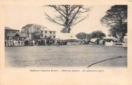 Gambie / 06 - Bathurst - Macarty Square - Gambia