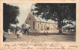 Gambie / 07 - Bathurst - Church Of England - Gambie