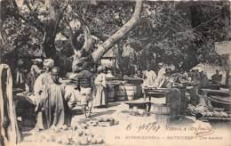 Gambie / 09 - Bathurst - The Market - - Gambia