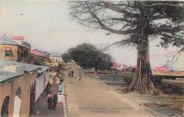 Gambie / 10 - Bathurst - Wellington Street - Gambia