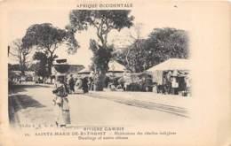 Gambie / 16 - Sainte Marie De Bathurst - Gambie