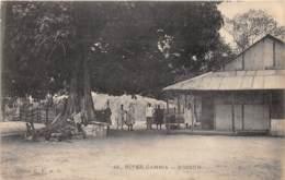 Gambie / 19 - River Gambia - Kossun - Gambie