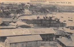 Ghana / Topo - 07 - Customs Ware House And Jetty - Ghana - Gold Coast