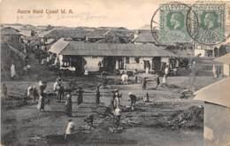 Ghana / Topo - Belle Oblitération - 14 - Accra Gold Coast - Ghana - Gold Coast