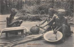 Ghana / Ethnic - 20 - Hemp Manufacture - Ghana - Gold Coast