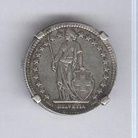 Badge 2 Francs Suisse Helvetia 1944 - Professionals / Firms