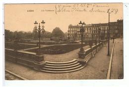 CPA-1919-LIEGE-LES TERRASSES- - Liege