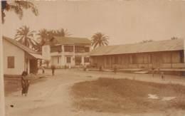 Guinée Espagnole / 02 - Photo Card - Santa Babel - Guinée