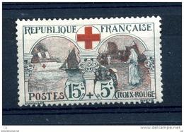 France  :  Yv  156  *  Signé      .    N2 - France