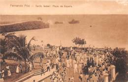 Guinée Espagnole / 04 - Fernando Po - Santa Isabel - Guinea
