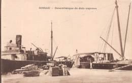 Guinée  Portuguaise / 12 - Desembarque  De Dois Vapores - Guinea Bissau