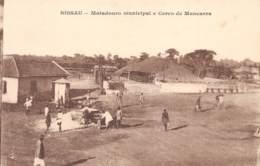 Guinée  Portuguaise / 13 - Matadouro Municipal - Bissau - Guinea-Bissau