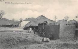 Guinée  Portuguaise / 16 - Bissau - Construccao D'uma Caza De Grumete - Guinea Bissau