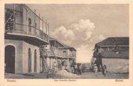 Guinée  Portuguaise / 18 - Bissau - Rua Honorio Barreio - Guinea-Bissau