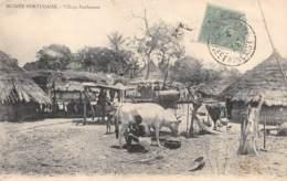 Guinée  Portuguaise / 20 - Village Foulacoun - Belle Oblitération - Guinea-Bissau