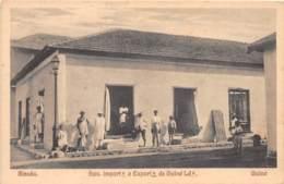 Guinée  Portuguaise / 22 - Bissau - Société Import Export - Guinea-Bissau
