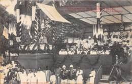 Guinée  Française / Conakry - 03 - Inauguration Du Monument Ballay - Guinée Française