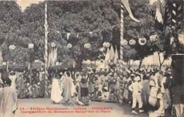 Guinée  Française / Conakry - 05 - Inauguration Du Monument Ballay - Guinée Française