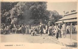 Guinée  Française / Conakry - 11 - Marché - Guinée Française