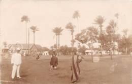 Guinée  Française / Conakry - 12 - Carte Photo - Défaut - Guinée Française