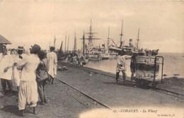 Guinée  Française / Conakry - 16 - Le Wharf - Guinée Française