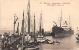 Guinée  Française / Conakry - 18 - Le Warf - Guinée Française