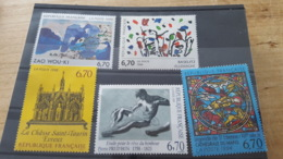 LOT 430431 TIMBRE DE FRANCE NEUF** LUXE - France