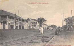 Guinée  Française / Conakry - 26 - Rue Commerciale - Guinée Française